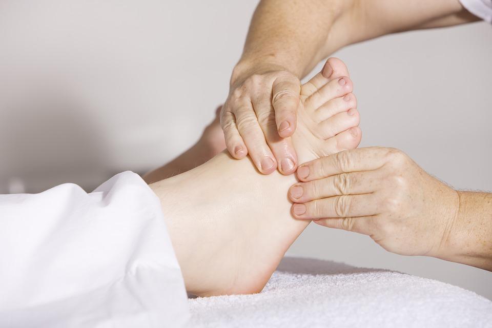entretien pieds