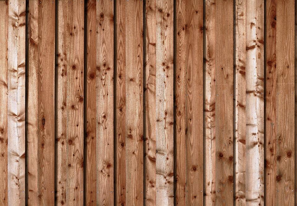 lambris de bois