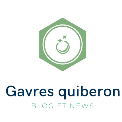 Site gavres quiberon, blog & news