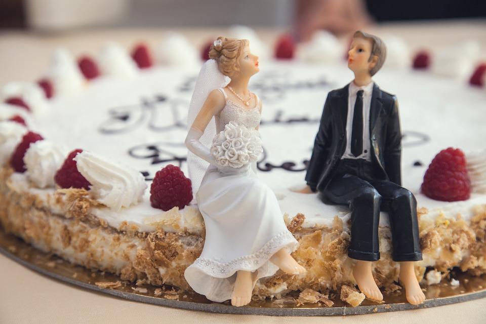 La mariage en automne